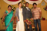 Reporter Anupama Subramanian Son Wedding Reception  - 94 of 107