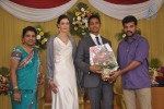 Reporter Anupama Subramanian Son Wedding Reception  - 95 of 107