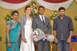 Reporter Anupama Subramanian Son Wedding Reception  - 102 of 107