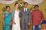 Reporter Anupama Subramanian Son Wedding Reception  - 103 of 107
