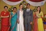 Reporter Anupama Subramanian Son Wedding Reception  - 105 of 107