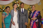 Reporter Anupama Subramanian Son Wedding Reception  - 106 of 107