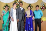Reporter Anupama Subramanian Son Wedding Reception  - 107 of 107