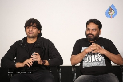 Sahoo Press Meet - 11 of 12