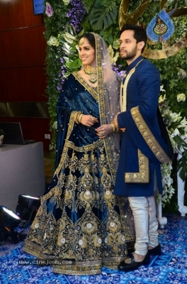 Saina Nehwal and Parupalli Kashyap Wedding Reception - 88 of 126