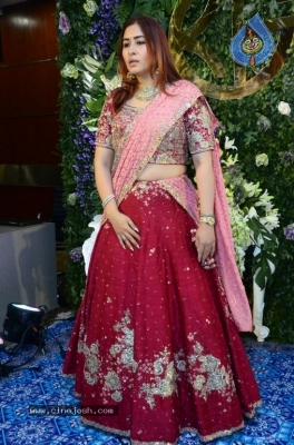 Saina Nehwal and Parupalli Kashyap Wedding Reception - 92 of 126