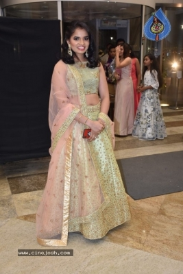Saina Nehwal and Parupalli Kashyap Wedding Reception - 97 of 126