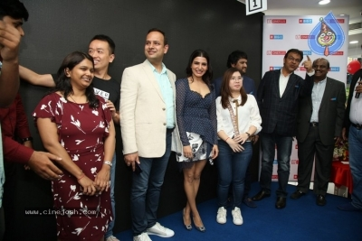 Samantha Launch One Plus Mobile At Big C - 1 of 19