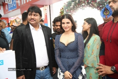 Samantha Launch One Plus Mobile At Big C - 2 of 19