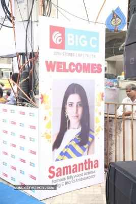 Samantha Launch One Plus Mobile At Big C - 7 of 19