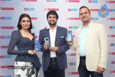 Samantha Launch One Plus Mobile At Big C - 10 of 19