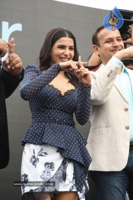 Samantha Launch One Plus Mobile At Big C - 17 of 19