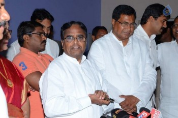 T Congress Leaders Watches Rudramadevi Movie - 17 of 33
