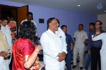 T Congress Leaders Watches Rudramadevi Movie - 19 of 33