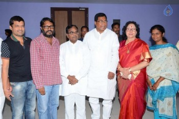 T Congress Leaders Watches Rudramadevi Movie - 21 of 33