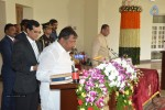 Telangana New Ministers Wearing Ceremony - 18 of 33