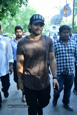 Tollywood Celebrities Cast Their Vote - 54 of 61