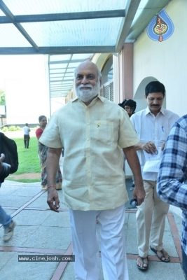 Tollywood Celebrities Cast Their Vote - 55 of 61