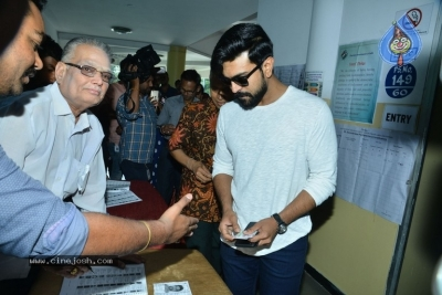 Tollywood Celebrities Cast Their Vote - 56 of 61