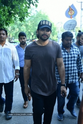 Tollywood Celebrities Cast Their Vote - 57 of 61