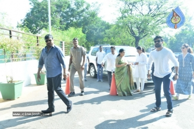 Tollywood Celebrities Cast Their Vote - 58 of 61