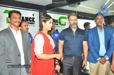 Vikram Launches Fitness Laboratory - 5 of 8