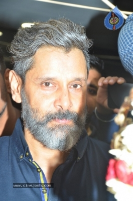 Vikram Launches Fitness Laboratory - 8 of 8