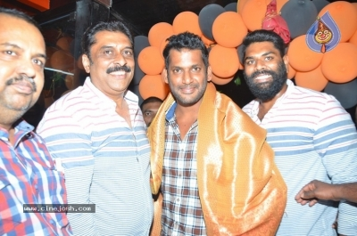 Vishal Inugurate V Square Sports Arena - 5 of 8