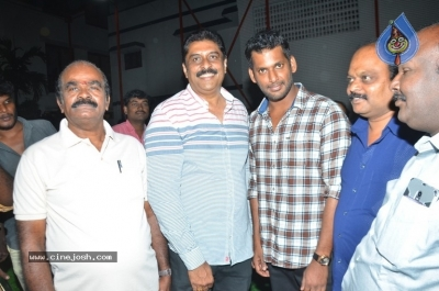 Vishal Inugurate V Square Sports Arena - 6 of 8