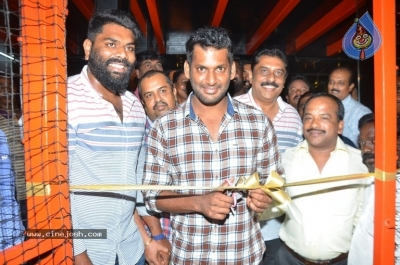 Vishal Inugurate V Square Sports Arena - 8 of 8