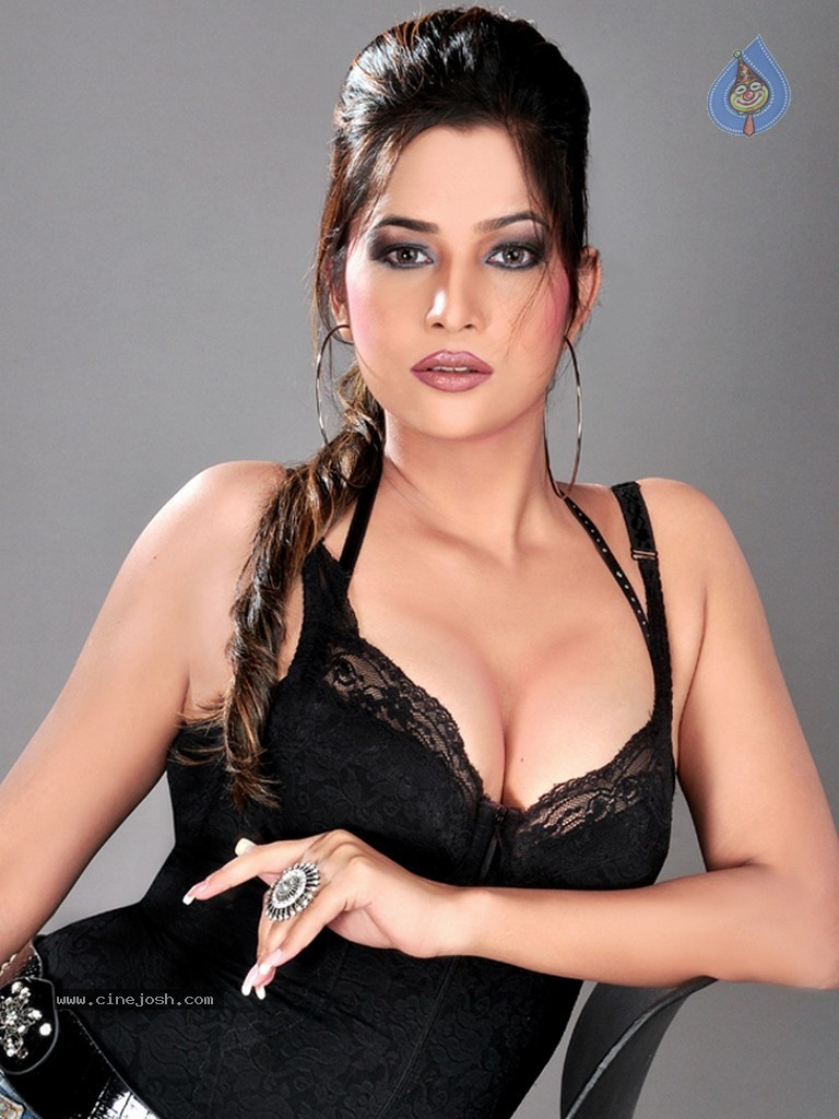 Tanisha Singh Hot Photo Shoot - 14 / 19 photos