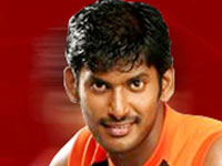 Vishal is more of a director?