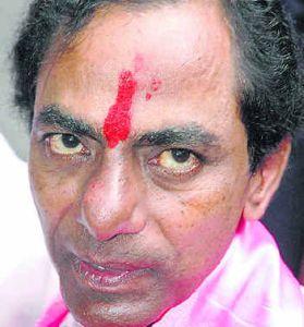 Dissenters sidelining Telangana movement: KCR