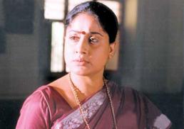 Vijayashanti's resignation from Lok Sabha