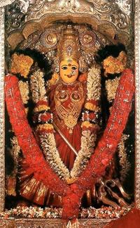 Devotees throng Durga temple to mark Varalakshmi Vratam