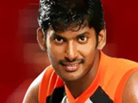 Vishal excited about his next