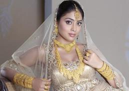 Shriya and her noble heart
