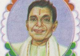 Stamp on Pingali Venkaiah released