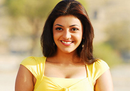 Kajal Agarwal on a high