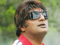 Prakashraj and his addiction
