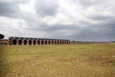 Himayath Sagar and Osman Sagar are almost dry