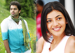 Ganesh the movie with Ram and Kajal....