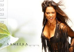 Sameera Reddy's Online Swayamvar