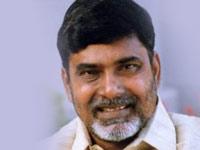 Naidu seeks Centre's intervention on Godavari, Krishna  di