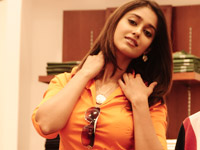 Ileana gets ready with her next