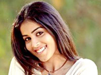 Genelia in a thriller