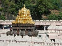 Indrakeeladri gears up for Dasara festival