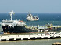 Coast guard berth inaugurated in Kakinada