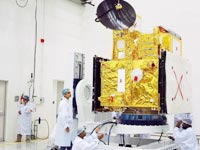 Vice-President to witness launch of PSLV C-14