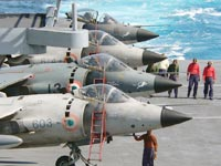 Indian navy well-equipped to face any threat